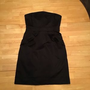 J. Crew little black dress with pockets, size 4